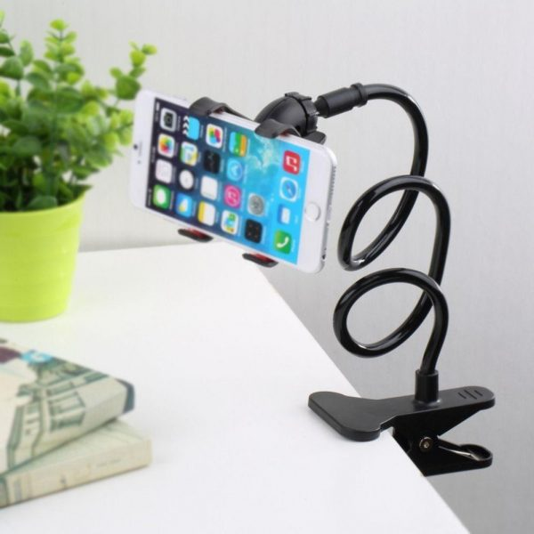Universal-Cell-Phone-holder-Flexible-Long-Arm-lazy-Phone-Holder-Clamp-Bed-Tablet-Car-Mount-Bracket